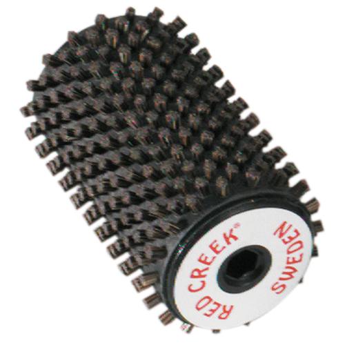 RED CREEK Nylon-Rotorbürste schwarz 11 mm