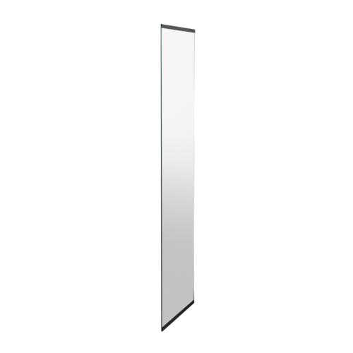 Spiegel 3 – 4 mm, Kanten gefast, inkl. separat beigelegtem Spiegelband