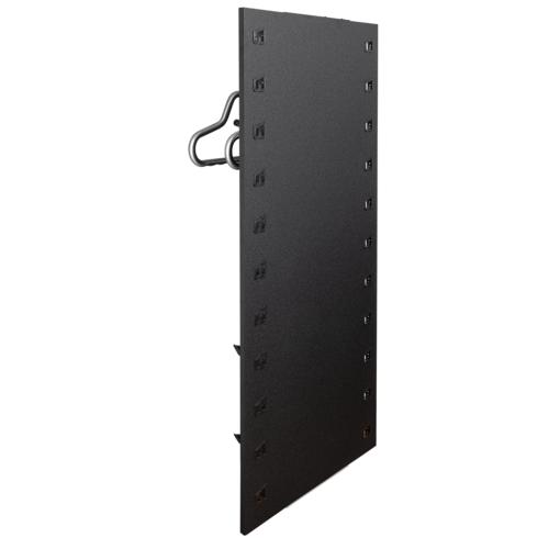 Trockner Universal 2 Sets, Panel Schwarz, Haken, 230V/50Hz, 45W