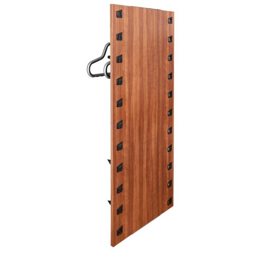 Trockner Universal 2 Sets, Panel Nussbaum, Haken, 230V/50Hz, 45W