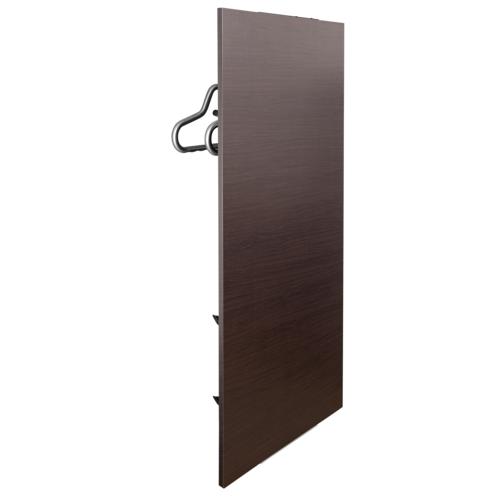 Trockner Universal 2 Sets, Panel Eiche Schwarz-Braun, 230V/50Hz, 45W