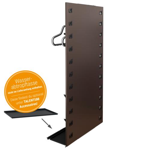 Trockner Universal 2 Sets, Sterex, Panel Bronze, Haken, 230V/50Hz, 55W