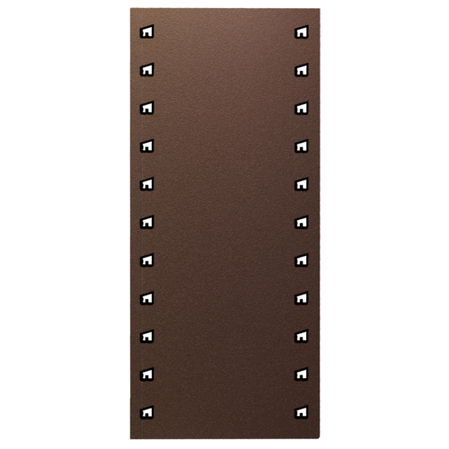 Trockner Universal 2 Sets, Panel Bronze, Haken, 230V/50Hz, 45W